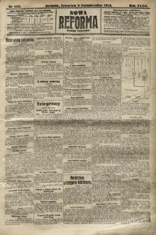 Nowa Reforma (numer poranny). 1913, nr453