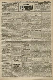 Nowa Reforma (numer poranny). 1913, nr465