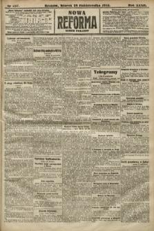 Nowa Reforma (numer poranny). 1913, nr497