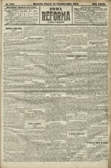 Nowa Reforma (numer poranny). 1913, nr503