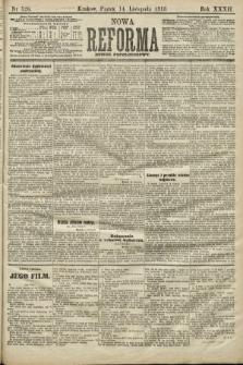 Nowa Reforma (numer poranny). 1913, nr526