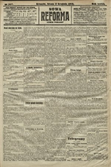 Nowa Reforma (numer poranny). 1913, nr557