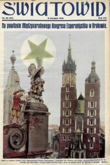 Światowid. 1931, nr32
