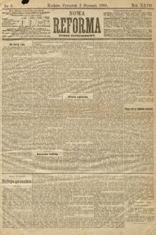 Nowa Reforma (numer popołudniowy). 1908, nr2