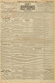 Nowa Reforma (numer poranny). 1908, nr3