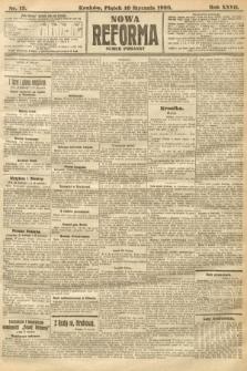 Nowa Reforma (numer poranny). 1908, nr13