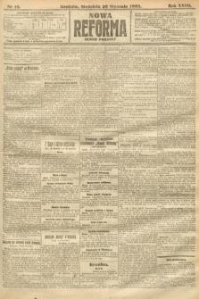 Nowa Reforma (numer poranny). 1908, nr41
