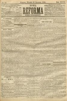 Nowa Reforma (numer popołudniowy). 1908, nr44