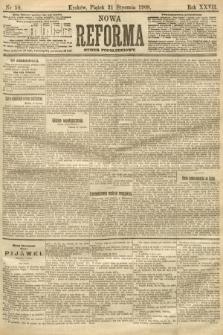 Nowa Reforma (numer popołudniowy). 1908, nr50