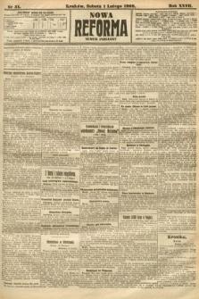 Nowa Reforma (numer poranny). 1908, nr51