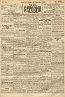 Nowa Reforma (numer poranny). 1908, nr59