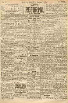 Nowa Reforma (numer poranny). 1908, nr67