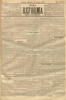 Nowa Reforma (numer popołudniowy). 1908, nr68
