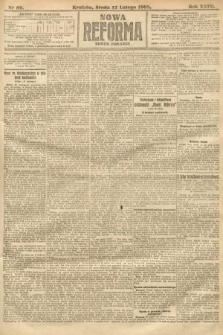 Nowa Reforma (numer poranny). 1908, nr69
