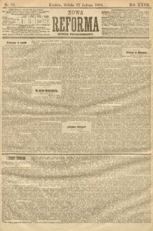 Nowa Reforma (numer popołudniowy). 1908, nr88