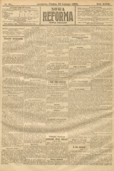 Nowa Reforma (numer poranny). 1908, nr97