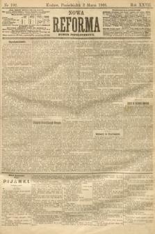 Nowa Reforma (numer popołudniowy). 1908, nr102
