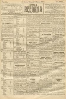 Nowa Reforma (numer poranny). 1908, nr103