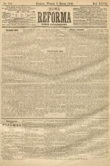 Nowa Reforma (numer popołudniowy). 1908, nr104