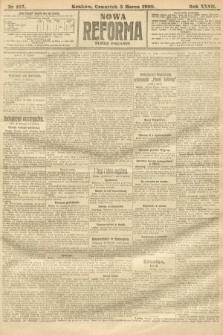 Nowa Reforma (numer poranny). 1908, nr107