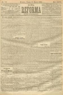 Nowa Reforma (numer popołudniowy). 1908, nr122