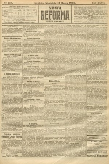 Nowa Reforma (numer poranny). 1908, nr125