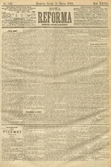Nowa Reforma (numer popołudniowy). 1908, nr130