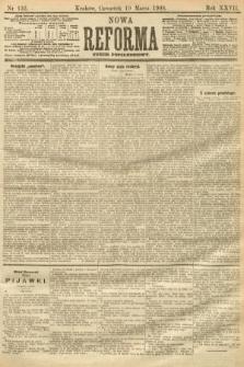 Nowa Reforma (numer popołudniowy). 1908, nr132