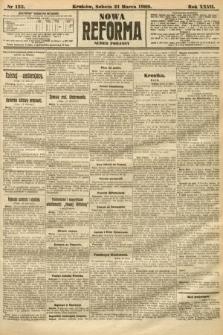 Nowa Reforma (numer poranny). 1908, nr135