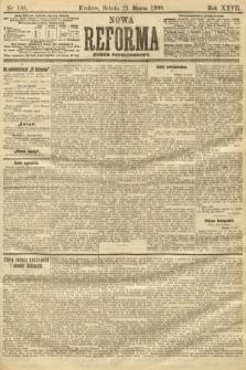 Nowa Reforma (numer popołudniowy). 1908, nr136
