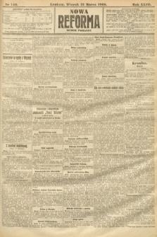 Nowa Reforma (numer poranny). 1908, nr149