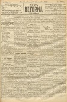 Nowa Reforma (numer poranny). 1908, nr153