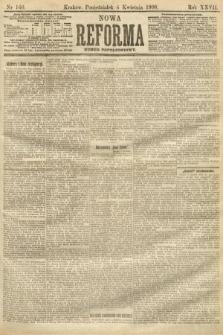 Nowa Reforma (numer popołudniowy). 1908, nr160