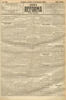 Nowa Reforma (numer poranny). 1908, nr169