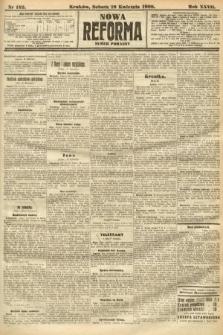 Nowa Reforma (numer poranny). 1908, nr182