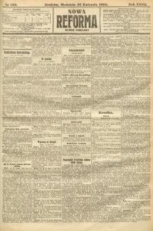 Nowa Reforma (numer poranny). 1908, nr193