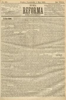 Nowa Reforma (numer popołudniowy). 1908, nr206