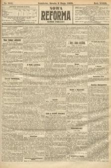 Nowa Reforma (numer poranny). 1908, nr209