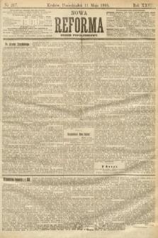 Nowa Reforma (numer popołudniowy). 1908, nr217