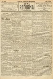 Nowa Reforma (numer poranny). 1908, nr224