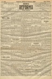 Nowa Reforma (numer poranny). 1908, nr260