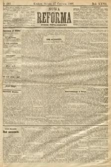 Nowa Reforma (numer popołudniowy). 1908, nr293