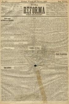 Nowa Reforma (numer popołudniowy). 1908, nr295