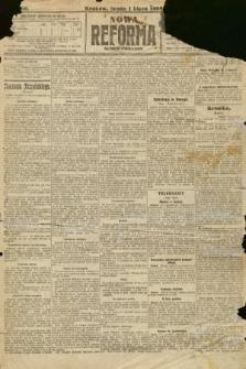 Nowa Reforma (numer poranny). 1908, nr296