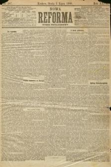 Nowa Reforma (numer poranny). 1908, nr297