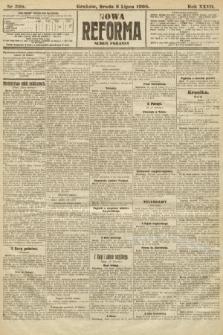 Nowa Reforma (numer poranny). 1908, nr308