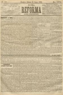 Nowa Reforma (numer popołudniowy). 1908, nr339