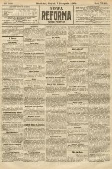 Nowa Reforma (numer poranny). 1908, nr360