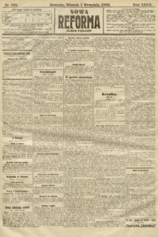 Nowa Reforma (numer poranny). 1908, nr400