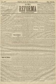 Nowa Reforma (numer popołudniowy). 1908, nr403